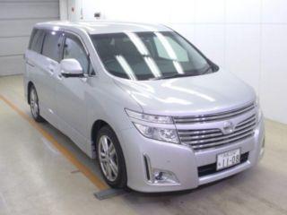 Vehicle Estimates For Nissan Elgrand Tokyo Euro